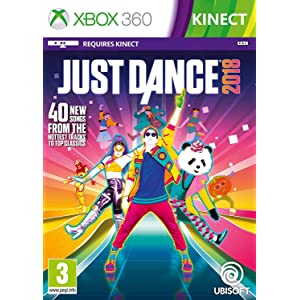 13e24670705 Just Dance 2018 Xbox 360 by Ubisoft: Amazon.ae