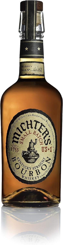 Michters Bourbon - 700 ml: Amazon.es: Alimentación y bebidas
