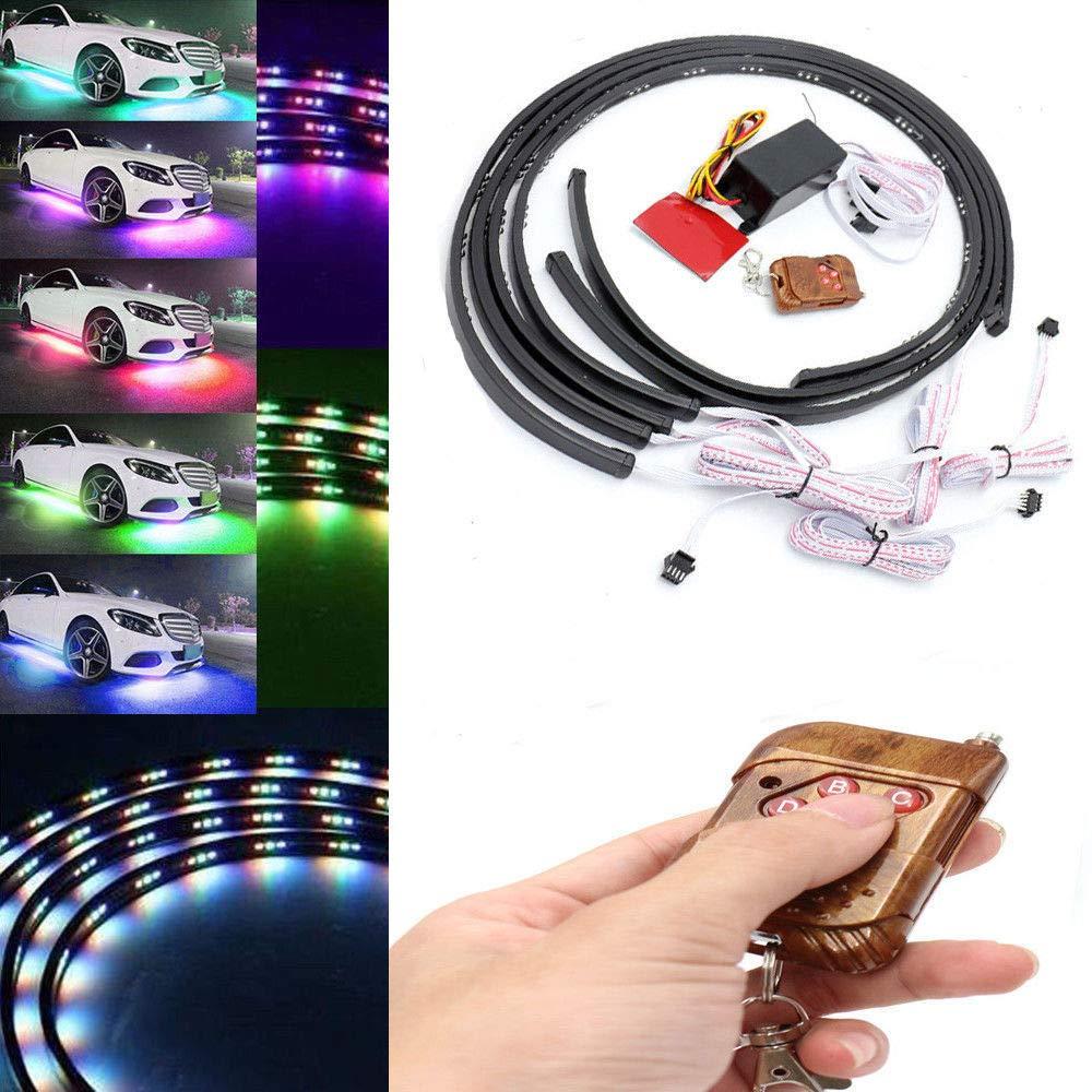 Wiring Neon Lights Under Car