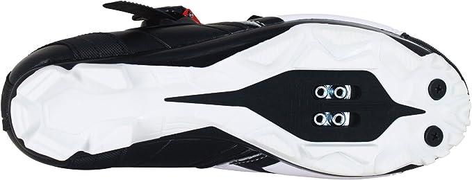 Zol Zapatillas para ciclismo de montaña y en pista; color blanco ...