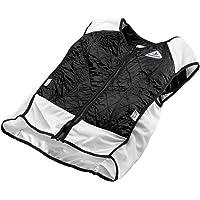 (Small, Black) - TechKewl Hybrid Sport Cooling Vest