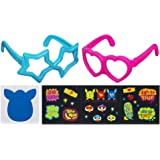 Furby Accessory Pack Furby Frames Blue And Pink