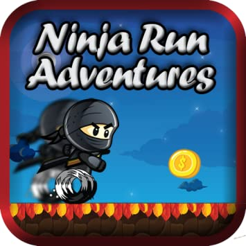 Amazon.com: Ninja Run Adventures: Appstore for Android