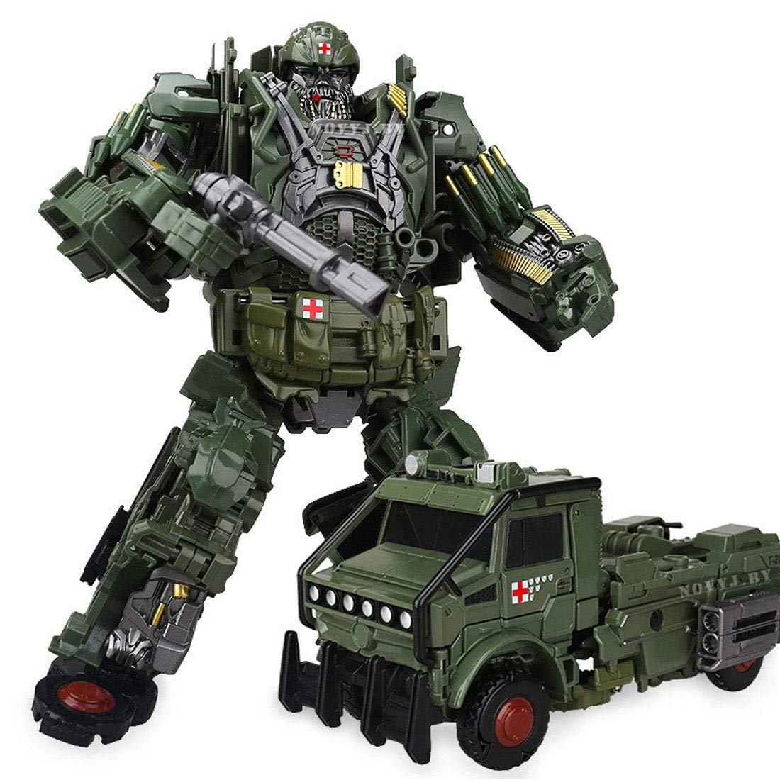 TRANSFORMERS 5 THE LAST KNIGHT AUTOBOT HOUND K.O ACTION FIGURES KID GIFT TOY