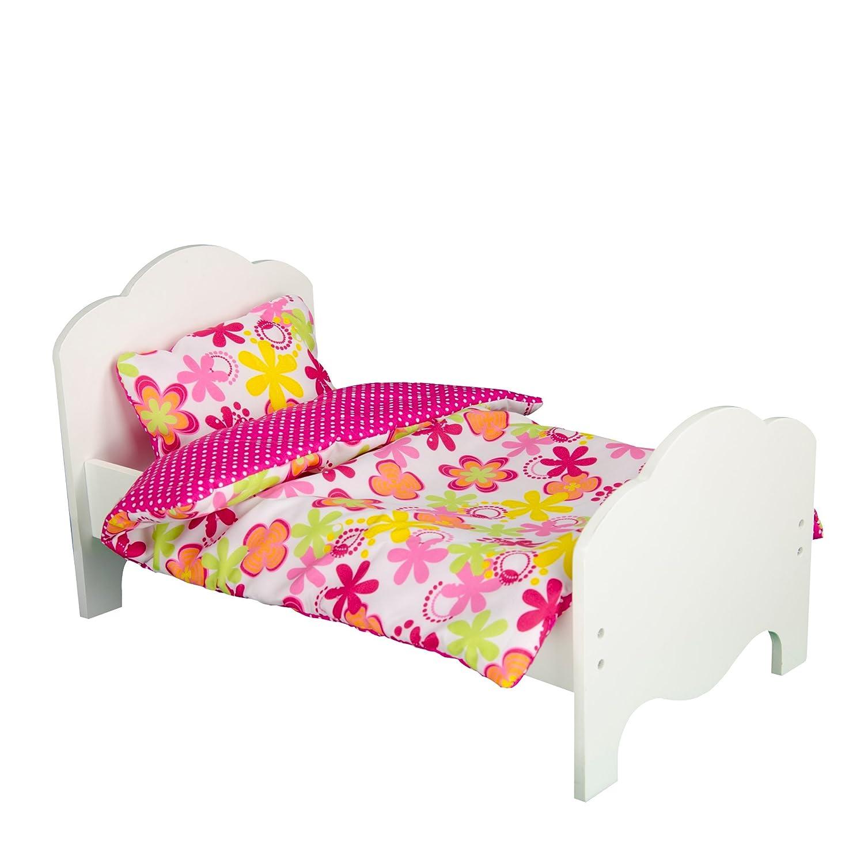 Amazon.com: Olivia\'s Little World - Princess Classic Single Bed + 2 ...