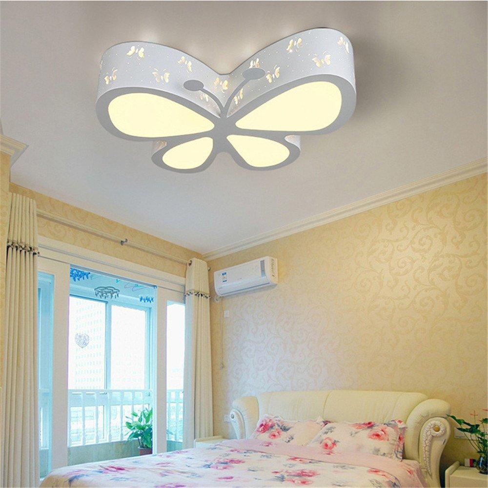 Brightllt Schmetterling Kinderzimmer Lampe Led Deckenleuchte Cartoon