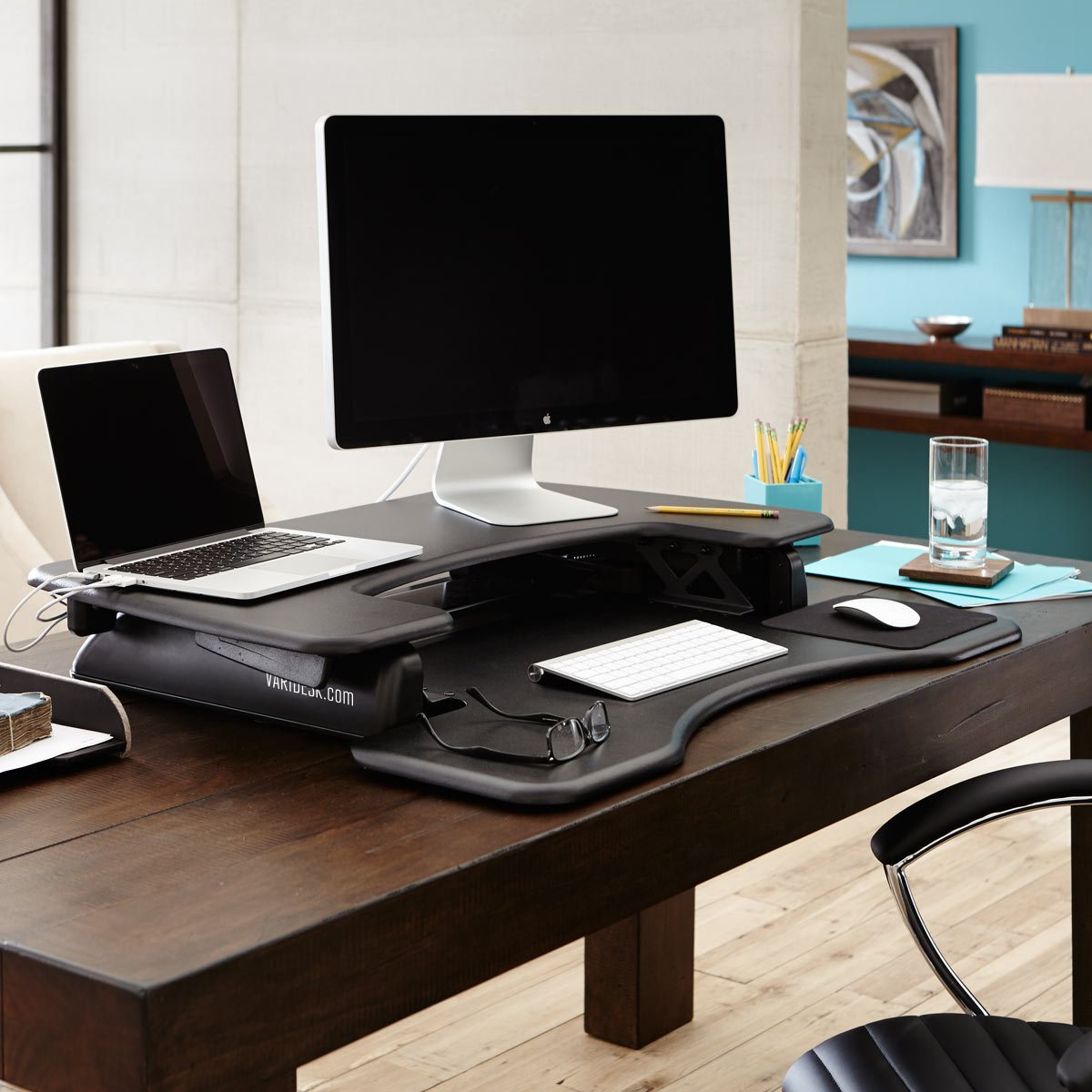 Height-Adjustable Standing Desk - VARIDESK Pro Plus 36