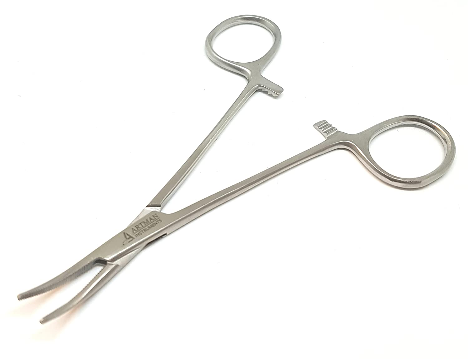 Artery forceps curved 5 inches mosquito orthodontic Dental Surgical  hemostat BY WISE LINKERS