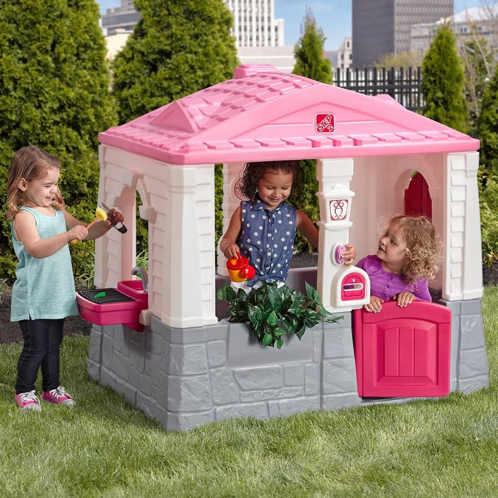 Top 11 Best Kids Outdoor Playhouses in 2020 Reviews 6