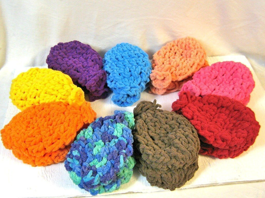 Crocheted Reusable Water Balloons, Water Fight Kit,Eco Friendly Toys