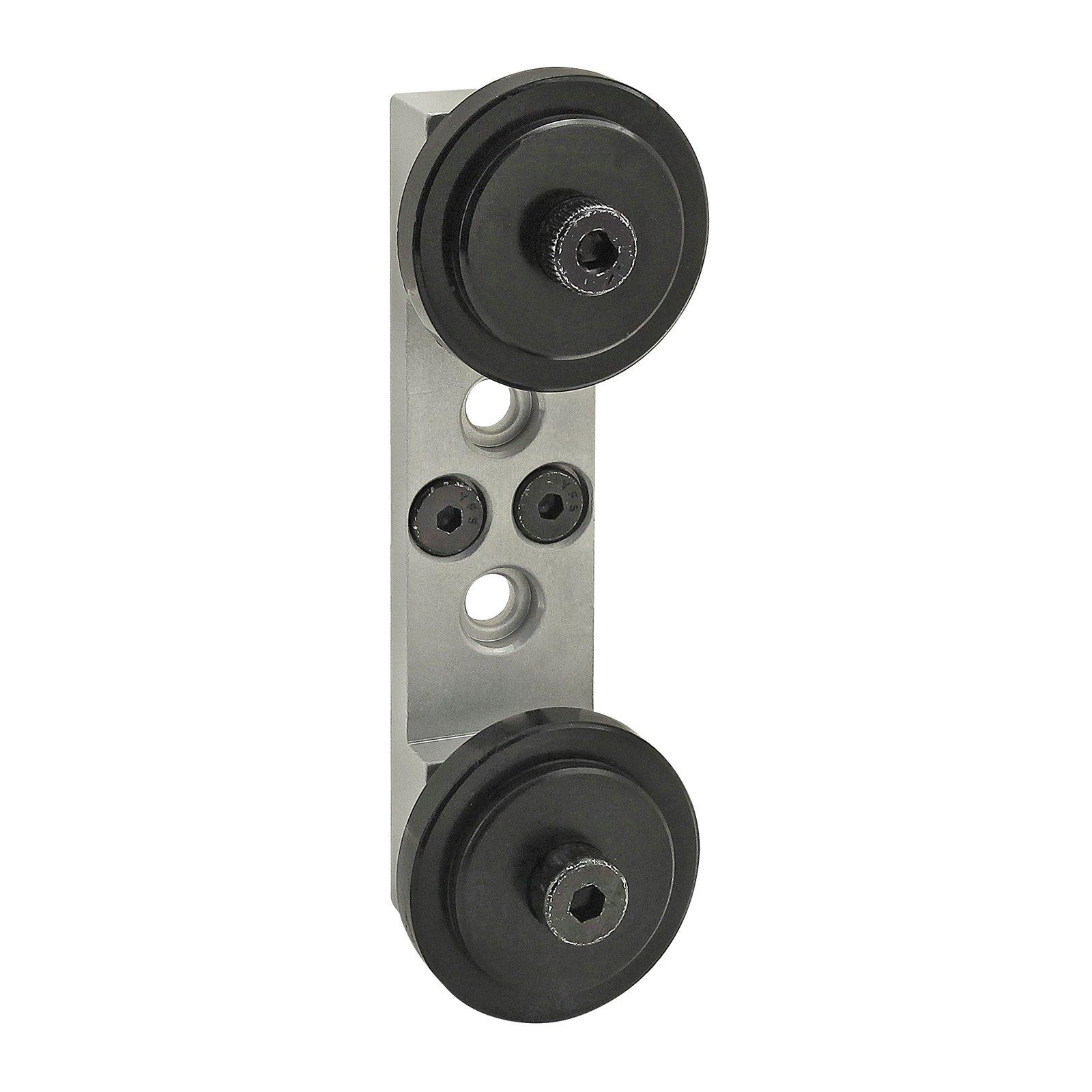 80/20 Inc., 2753, 10 Series, Roller Wheel Bracket Assembly