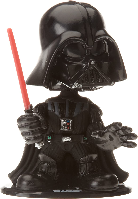 Joy Toy 8515 Star Wars Darth Vader Wackelkopf Figur In Displaybox 14 X 17 Cm Spielzeug