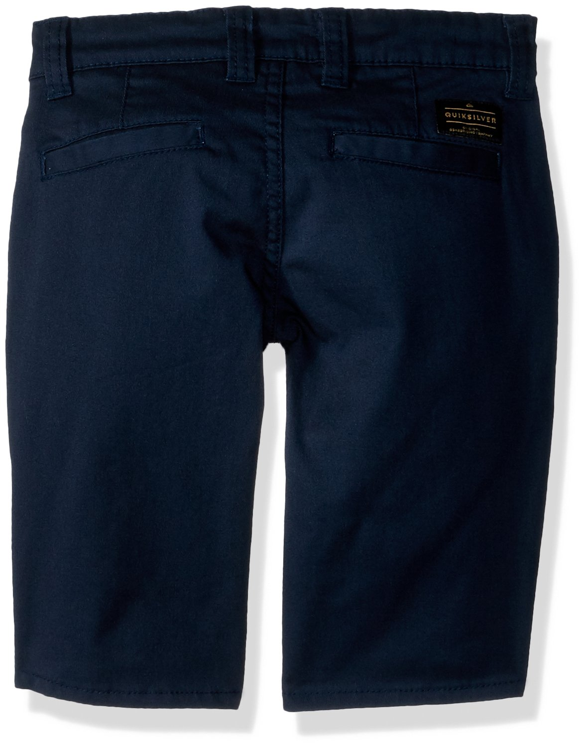 Quiksilver Boys' Little Kid Everyday Union Stretch Shorts, Navy Blazer, 4 by Quiksilver (Image #2)