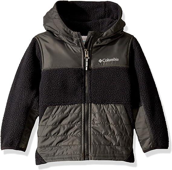 Columbia Infant Foxy Baby Sherpa Full Zip Winter Jacket Warm /& Cozy