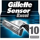 Gillette Contour Cuchillas Plus, 10 unidades: Amazon.es