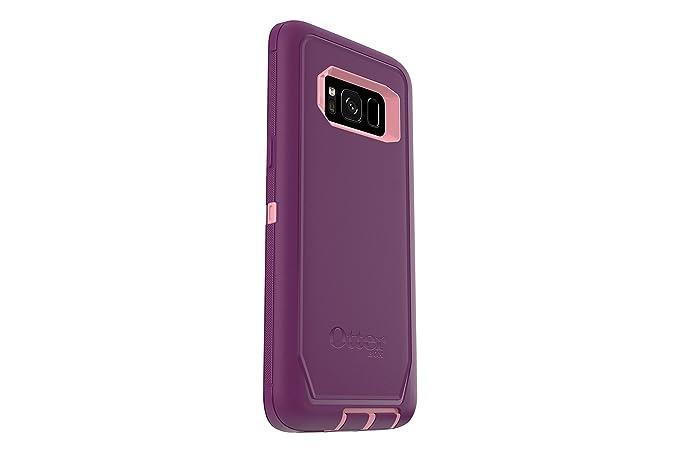 super popular 2efab 28022 OtterBox DEFENDER SERIES SCREENLESS EDITION for Samsung Galaxy S8 - Retail  Packaging - VINYASA (ROSMARINE/PLUM HAZE)