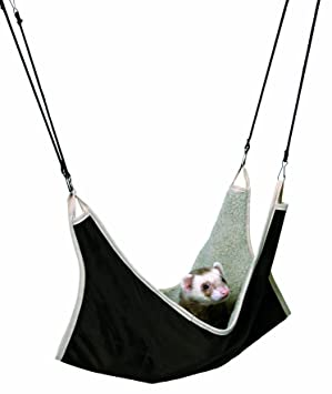 Pet Supplies Trixie 6913 Hanging Mat For Ferrets 45 × 45 Cm Brown/beige Moderate Price