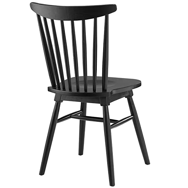 Modway Amble Dg Side Chair, Black