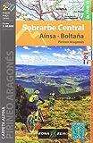 Sobrarbe Central  Aínsa - Boltaña 1:40.000 (EDITORIAL ALPINA)