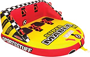Sportsstuff Big Mable HD | 1-4 Rider Towable Tube for Boating