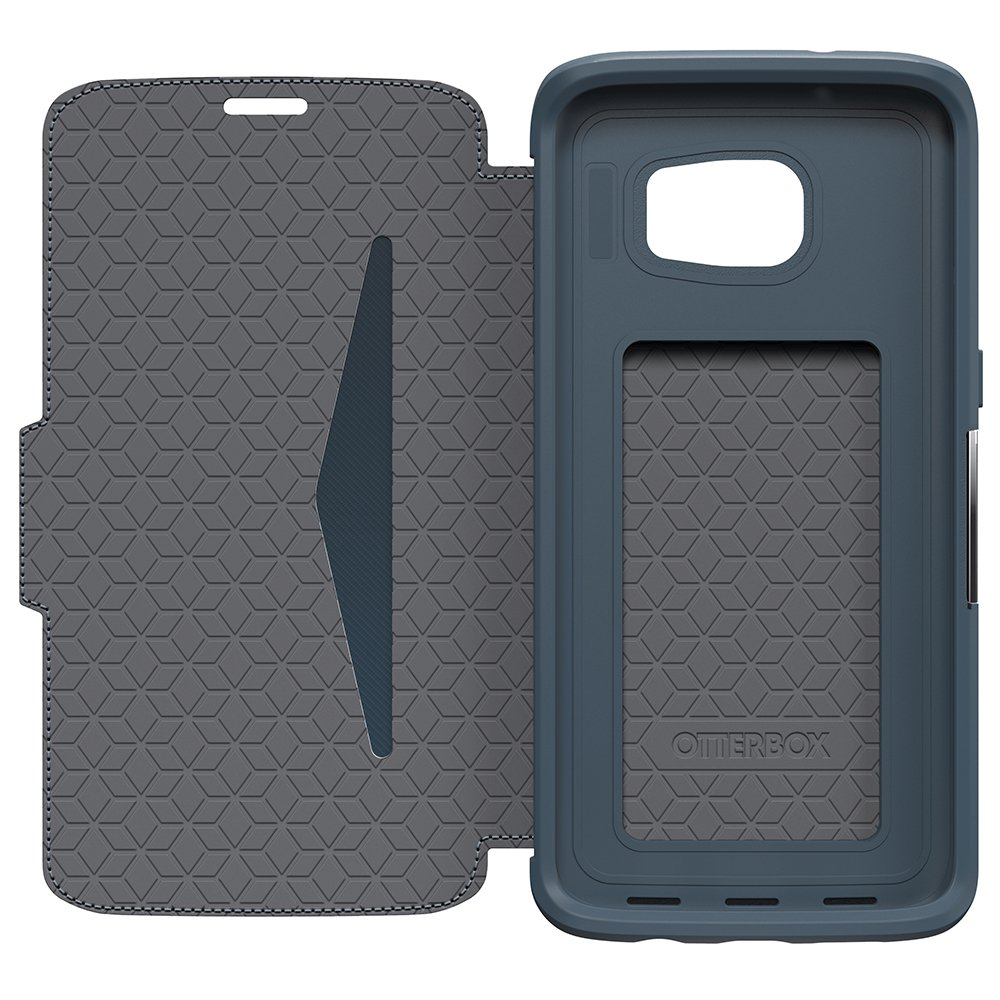 OtterBox STRADA SERIES Case for Samsung Galaxy S7 Edge - Retail Packaging - Tempest Night by OtterBox (Image #5)