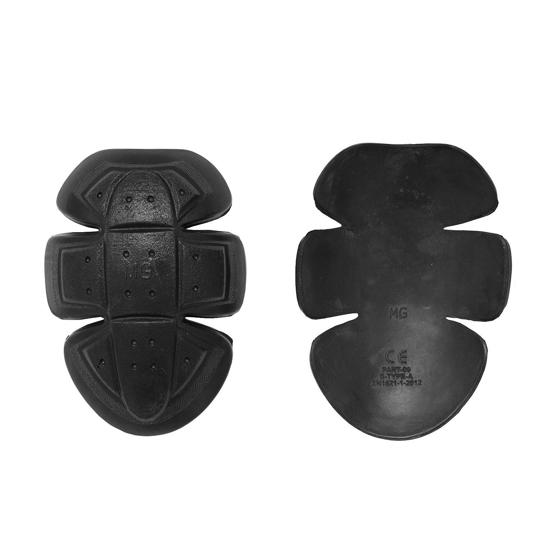 A-pro CE Protections Vetements Moto Epaulieres CE Homologation Motard noir 5180000016913