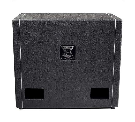 Hiwatt se410 F Baffle Cabinet Bass 4 x 10