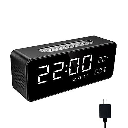 Review Soundance Alarm Clock Radio