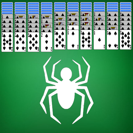 (Spider Solitaire)