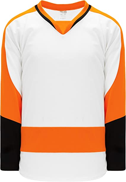 Amazon.com: 2011 Philadelphia White Pro Plain Blank Hockey