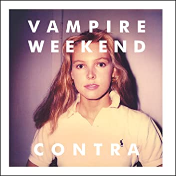 Vampire weekend contra vinyl amazon music image unavailable aloadofball Image collections