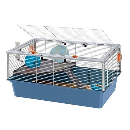Ferplast Jaula para hámsteres, ratoncillos y pequeños roedores ...