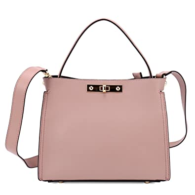 a7c2522d2ddf Hobo Bags for Women Tote Bag Genuine Leather Shoulder Purses and Handbags  with Golden Metal Accessories