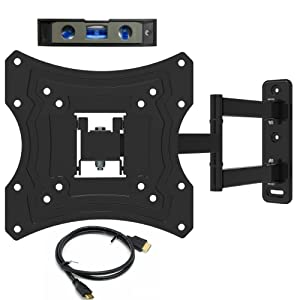 INVISION TV WALL MOUNT WITH TILT AND SWIVEL