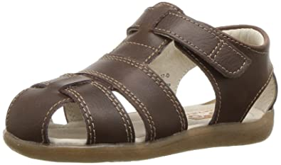 See Kai Run Boys  Jude III Fisherman Sandal Brown 10 M US Toddler 2e582c089