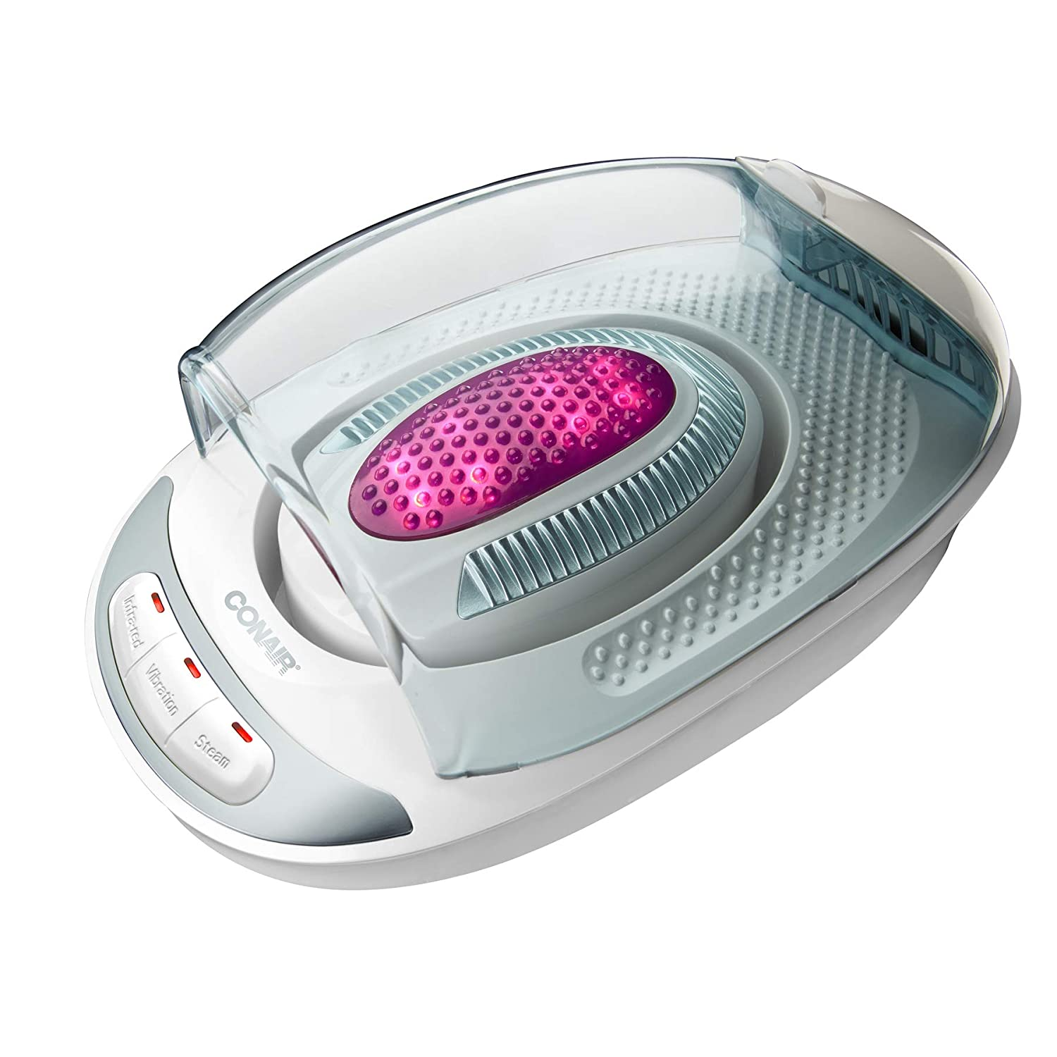 Conair HydroSpa Massaging Hand Sauna with Steam – delivers moisture to the skin and helps to soften dry hands