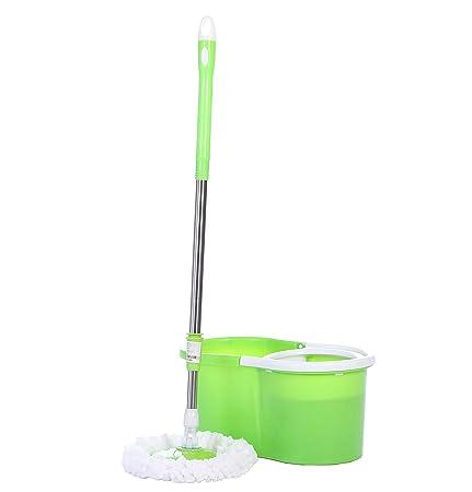 Wassereimer Mega Mop Reinigungssystem Bodenwischer Wischer Wischmop