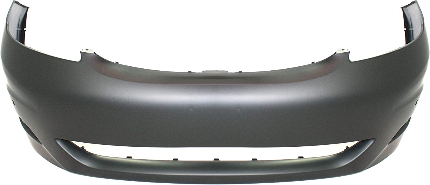 Primed Front Bumper Cover Replacement for 2006-2010 Toyota Sienna