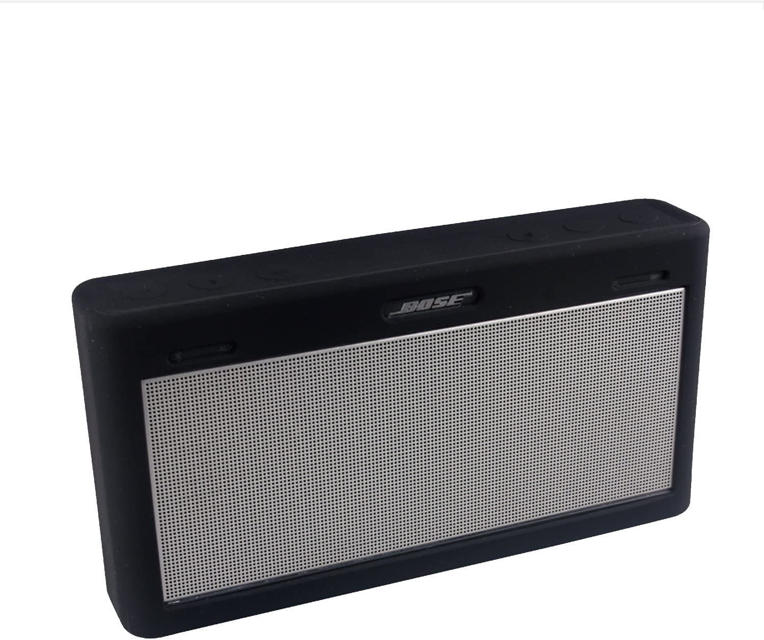 Fadodo Portable Durable Silicone Protective Cover for Bose Soundlink 3 Bluetooth Wireless Speaker Speaker is not Included