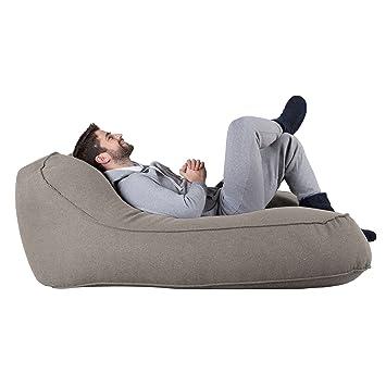 Lounge Pug®, Puff Chaise-Longue, Doble, Lana de Interalli ...