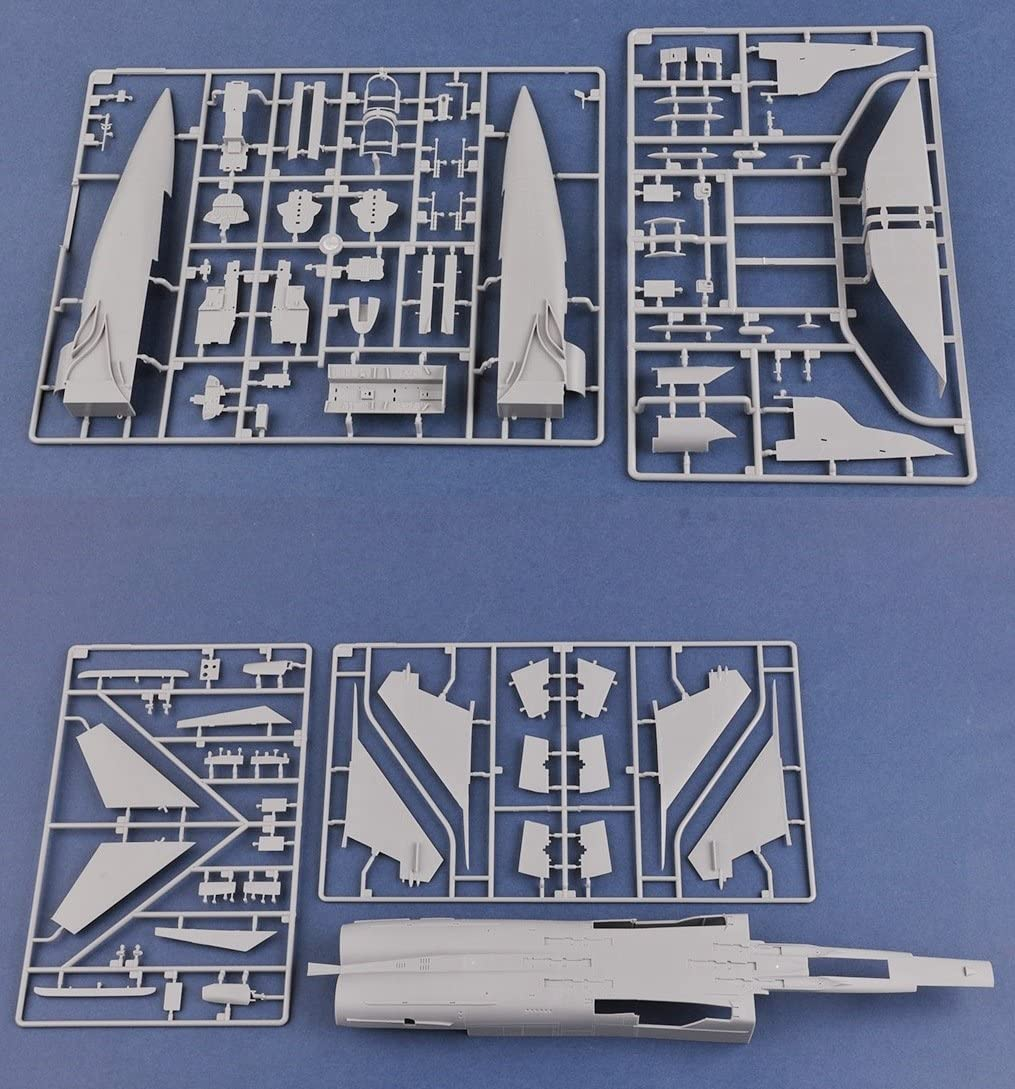 48 Hobby Boss 381755/Mig 31/M Foxhound Model Kit 1