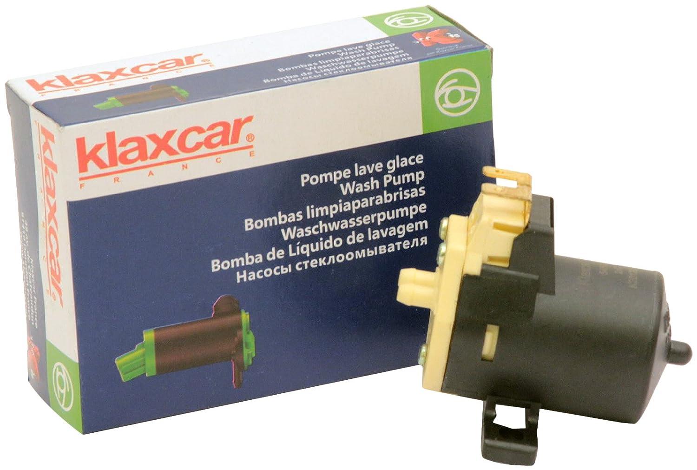 Klaxcar 54503Z - Universal Bomba Lavaparabrisa 24V, 1500 mL/min: Amazon.es: Coche y moto