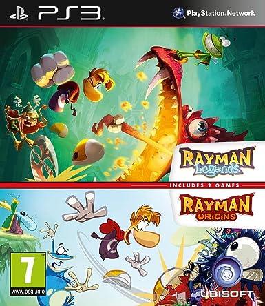 Rayman Legends + Rayman Origins [Importación Francesa]: Amazon.es ...