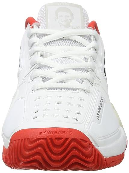Amazon.com | adidas Performance Mens Novak Pro Sports Tennis Trainers Shoes | Tennis & Racquet Sports