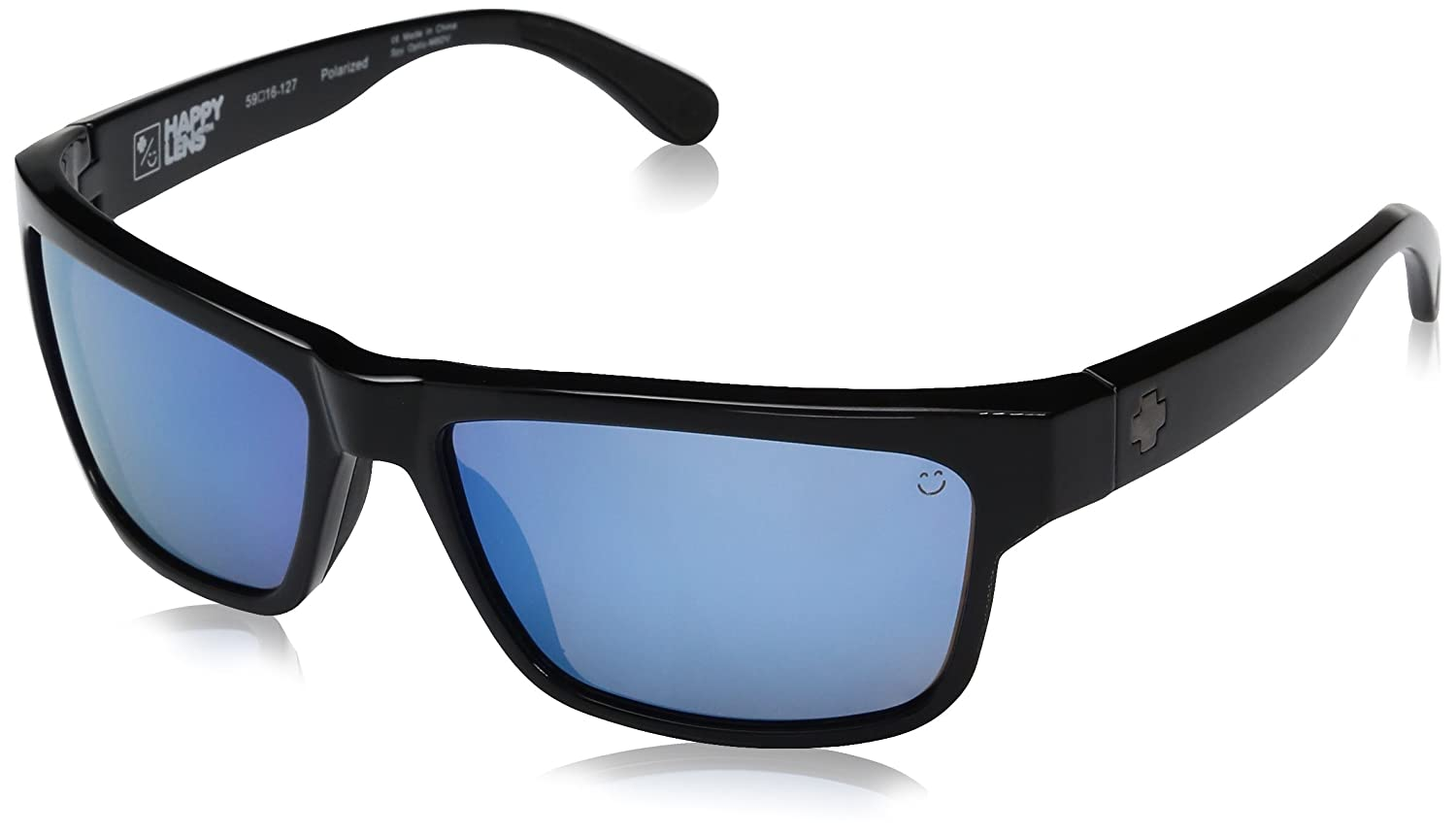 Spy Sonnenbrille FRAZIER, happy bronze polar/light blue spectra, 673176038439