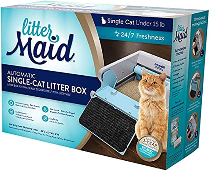 SupplySource AC//DC Adapter for LitterMaid LM680C Automatic Self-Cleaning Classic Litter Box