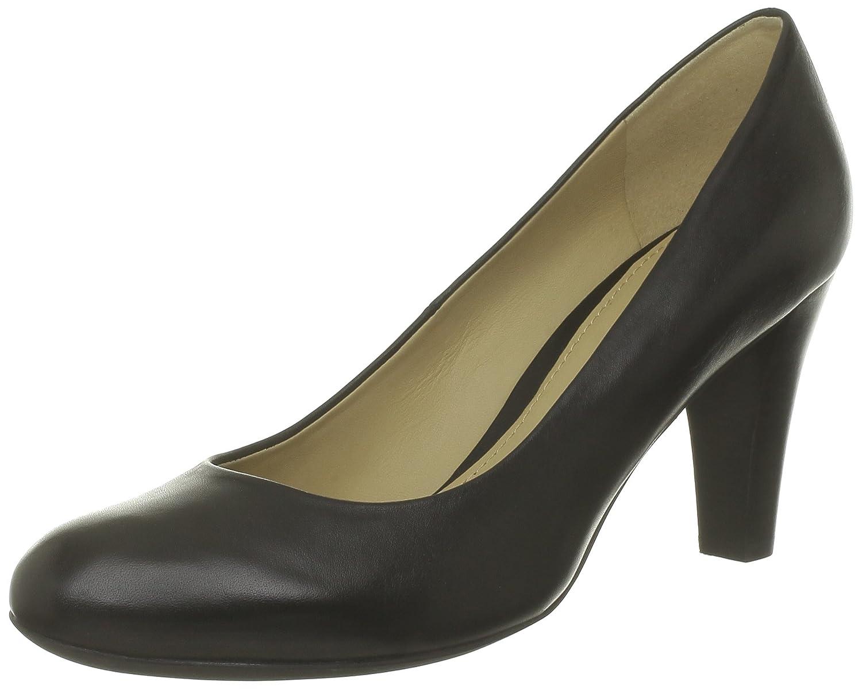 Geox - D Marieclaire High E, Scarpe col Tacco Donna  Nero (Black C9999)