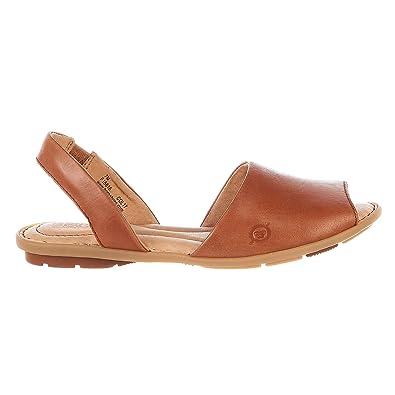 5eefd1d8b Born Trang Tan Full Grain Leather Women s Shoes