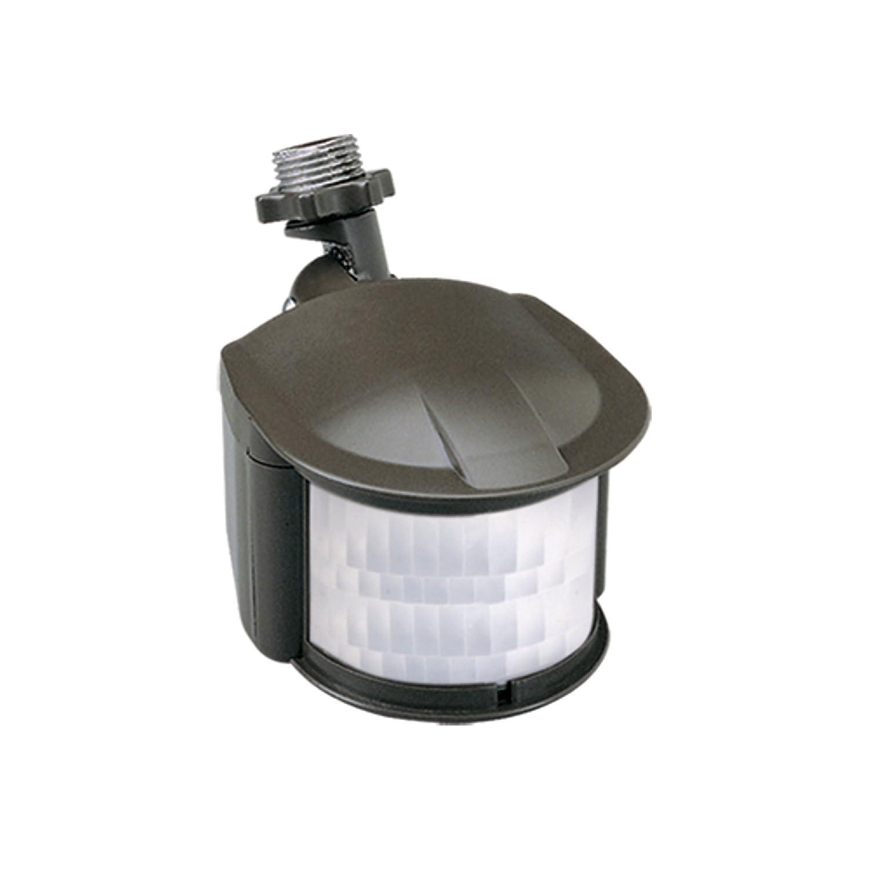 B0002YPKVS EATON Lighting MS180 180 Degree Replacement Motion Security Floodlight Sensor, Bronze 71nOVmN7QtL