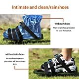 SmartUlife Lawn Aerator Shoes with 4 Adjustable